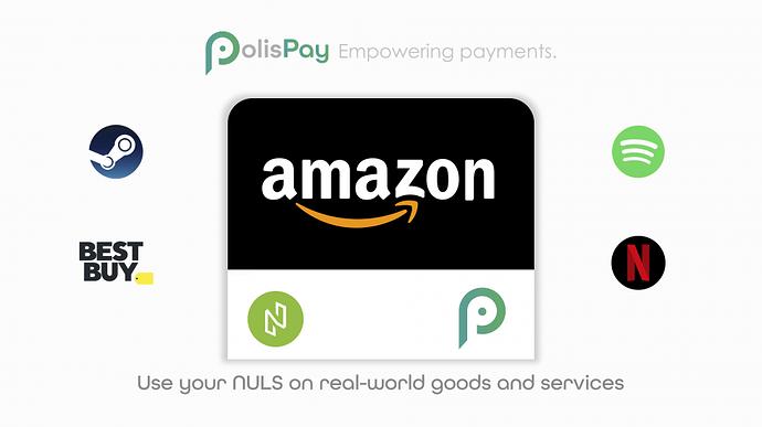 用NULS可以购买真实的商品和服务(译文) - NULS-News - NULS