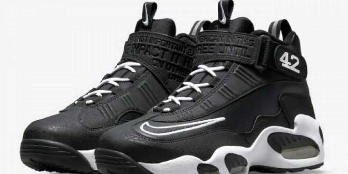 "2021 Cheap Nike Air Griffey Max 1 ""Jackie Robinson"" On Sale DM0044-001"