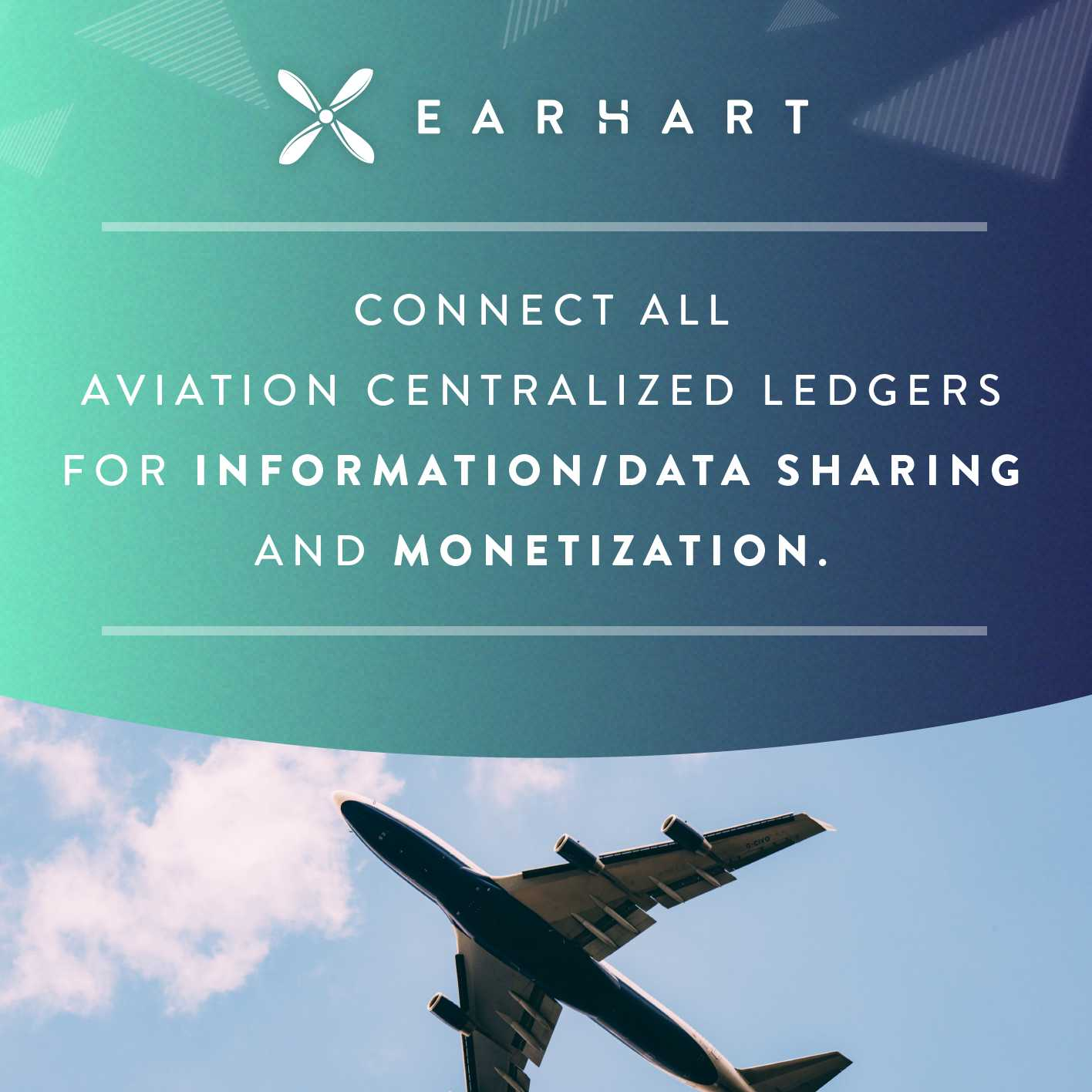 Earhart is a blockchain powered solution that rein..