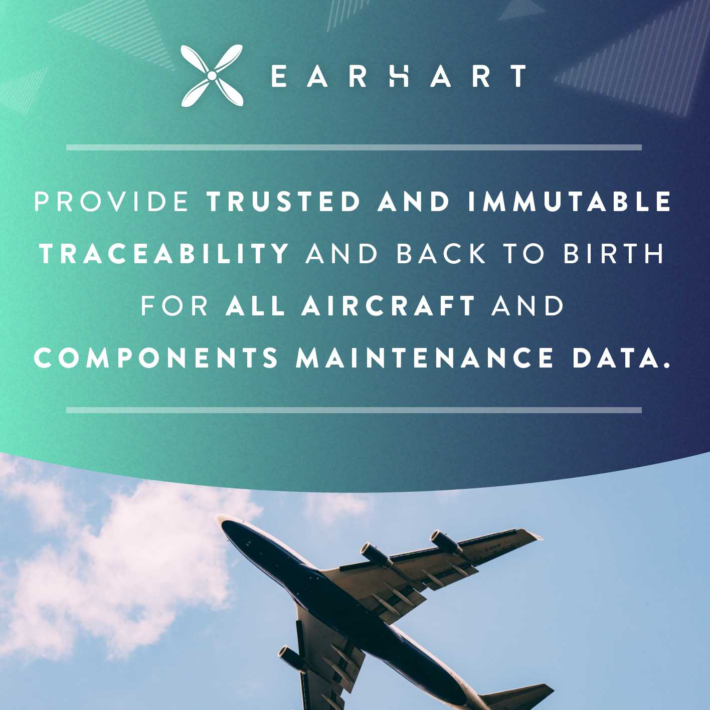 We aim to provide trusted and immutable traceabili..