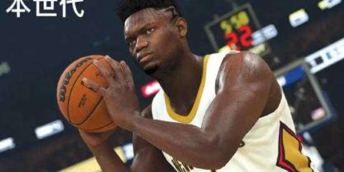 NBA 2K19 is the first game in the franchise