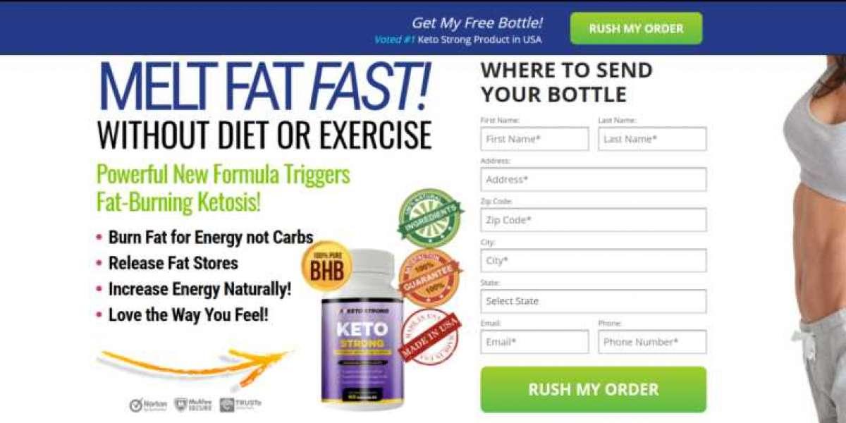 Keto Strong Adamaris Lopez Weight Loss Pills to Burn Fat!!!
